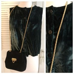 Vintage Purse by Frenchy of California,Chain Strap