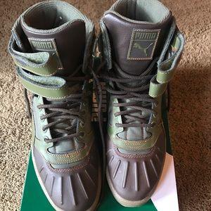 e2f753851c4c Puma Shoes - Men s Puma Sky II Hi Duck Boot