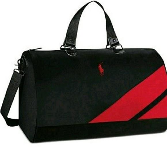 New Polo Ralph Lauren Duffle Bag 823e7c409f884
