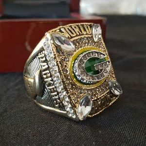 Other - Green Bay Packers 2010 Fan Edition Champ Ring