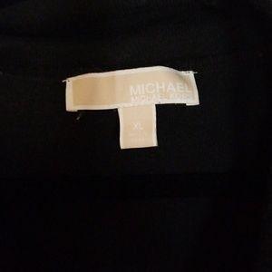 MICHAEL Michael Kors Sweaters - Michael Kors Fringed Cowl Neck Sweater