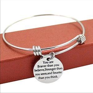 Jewelry - 🆕COMING SOON🆕 Inspirational Bracelet