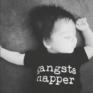 Other - ⛔️ Gangsta Napper Onesie