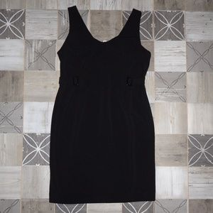 5/$25 Perceptions New York Dress Black 10