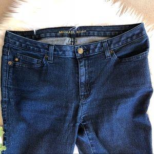 Michael Kors Jeans - Michael Kors Dark Wash Jeans