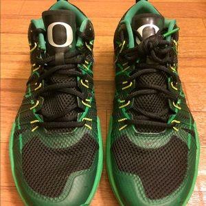 new arrival cd83b 5ffdf Nike Shoes - Nike Lunar TR1 Oregon Ducks 654283-03 Week Zero