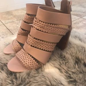 SeeByChloe nude heels