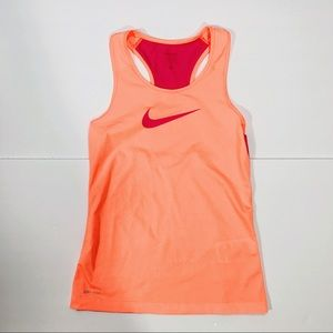 NIKE Girl's Athletic Top