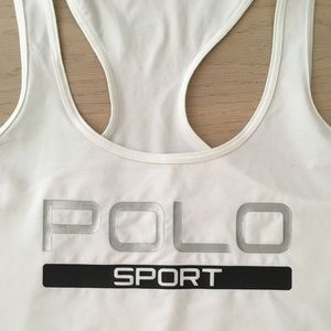 Polo by Ralph Lauren Tops - Polo Sport Relaxed Logo Tank