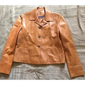 Ralph Lauren collection jacket.size 10 EUC.