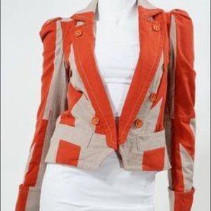 *Final Price* Marc Jacobs Linen Jacket Blazer