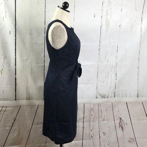 4c47e9e952 Anthropologie Dresses - Anthropologie Holding Horses Ribboned Denim Dress
