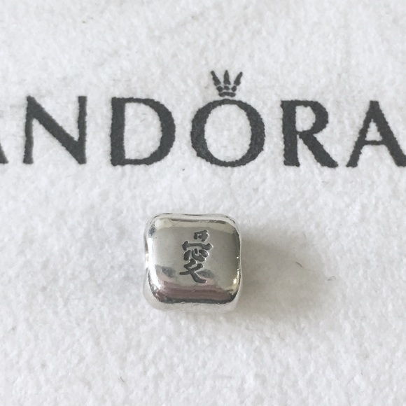 Pandora Jewelry Charm Chinese Symbol For Love Poshmark