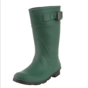 Kamik Raindrops Rain Boot - Green