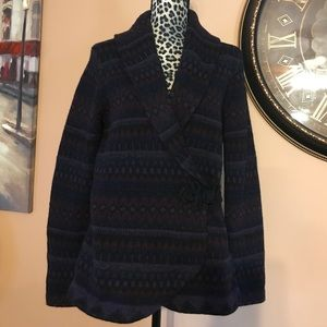 Ralph Lauren Wrap Jacket