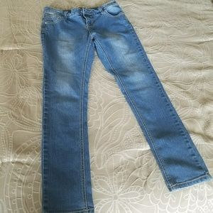 Girls jeans size 12 1/2