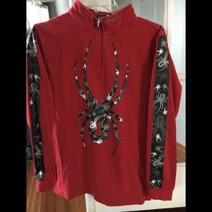 Other - Spyder Half Zip Pullover