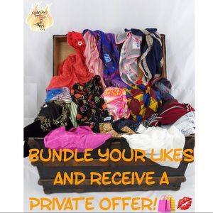 ❣️Bundle For A Private Offer❣️