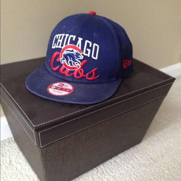 fb33043840c ... official store chicago cubs snapback hat. 0d59a 496b4