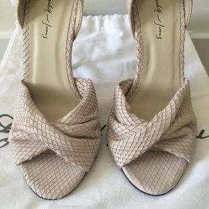 Elisabeth and James shoes, size 37