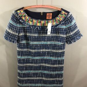Tory Burch top size 0 NEW