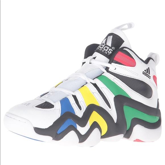 adidas basketball shoes size 8 - 62