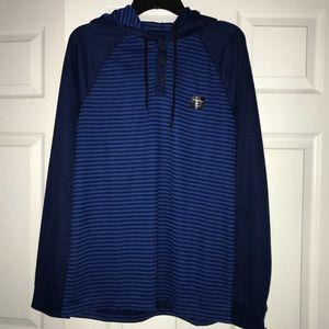 NWT Tony Hawk long sleeve hooded T-shirt Large 🆕
