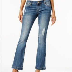 Kut from the Kloth Chrissy flare jeans