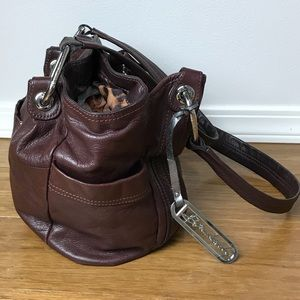 ac6a876d942 b. makowsky Bags - B. Makowsky Brown Carmen Tote from Nordstrom