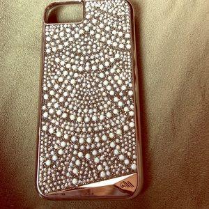 Brilliant tough lace case mate case.