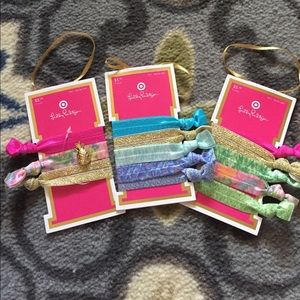 NWT Lilly for Target Hair Ties
