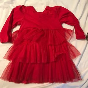 Carter's Dresses - Twin girl holiday dresses 6-9 months