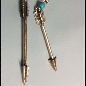 unbranded Jewelry - 5 for $25 SALE !! New Boho Arrow Dangle Earrings
