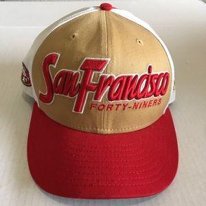 NFL NEW ERA San Francisco 49ers Hat Snap Back