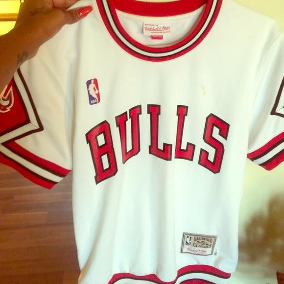 Jordan Other - NBA Chicago bulls jersey shirt 806dfca0e