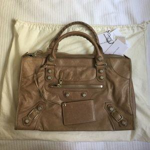 Balenciaga Motor Bag Work