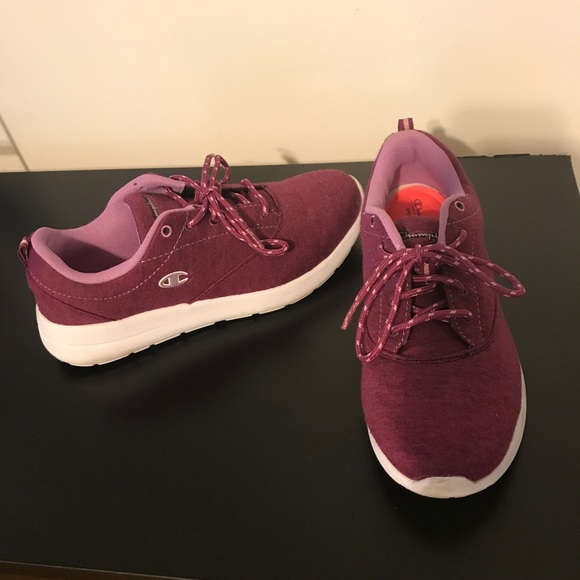 1e25ce1045b Champion Shoes - Burgundy sneakers