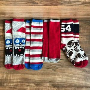 4 Pairs Winter Socks