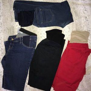 💥Maternity Jeans Bundle