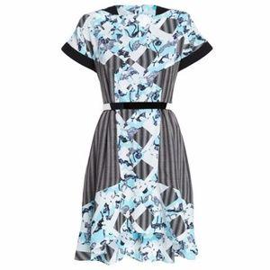 Peter Pilotto x Target Blue Floral Dress