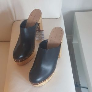 ZARA BASIC COLLECTION AUTHENTIC LEATHER SHOES