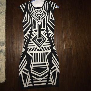 Very cute flattering Bardot dress
