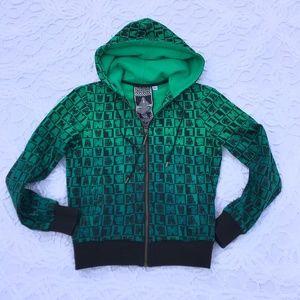 Awesome LAMB Hooded Sweatshirt sz S