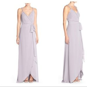 Joanna August Ceremony 'Parker' Gown Size Small
