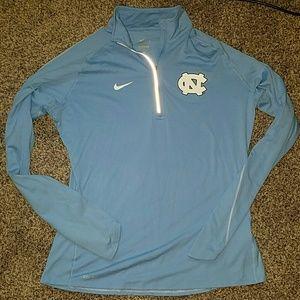 North Carolina Nike Dri-fit pullover
