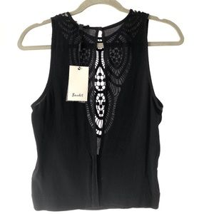 Bardot Gabriela Lace Top
