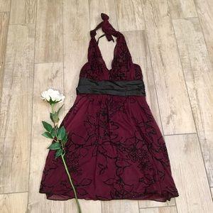 Dresses & Skirts - Stunning Cocktail Halter Dress