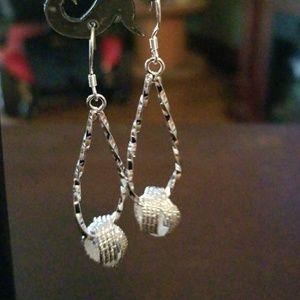 Jewelry - Beautiful sterling silver earrings