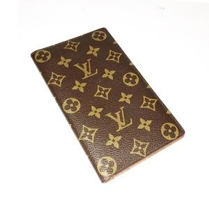 Authentic Vintage Vuitton Passport/Card Holder