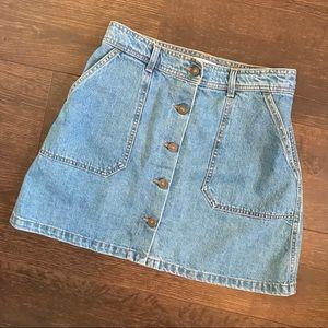 Zara denim skirt/ Premium denim collection